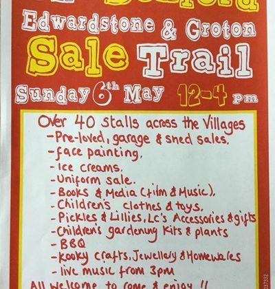 FOBS Sale Trail