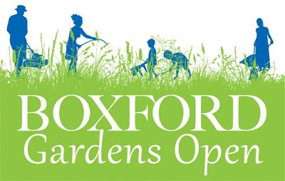 Boxford Gardens Open